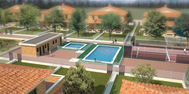 Inmobiliaria villaviciosa pisos chalets villaviciosa for Piscina villanueva de la canada